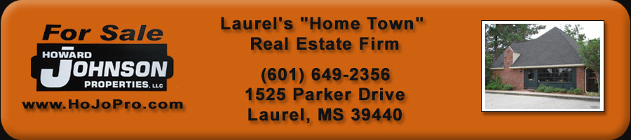 HOJOPRO.com - Laurel MS Real Estate, homes in Laurel MS, Real estate Laurel MS.  Search for Laurel M...